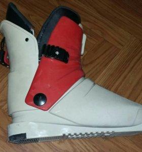 Лыжи.ботинки.