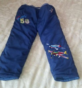 Детские болонивые штаны.