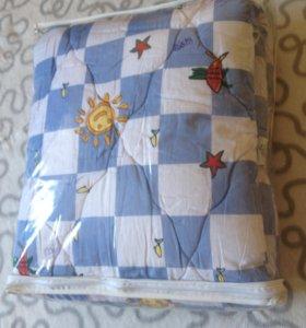 Одеяло детское новое