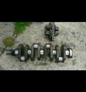 Коленчетый Вал для Ман двигатель 0824LHL 01-09