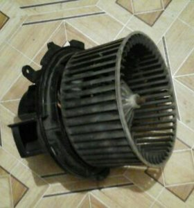 Вентилятор печки фольцваген крафтер