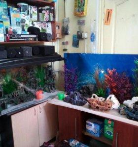 150 литровый новый аквариум и другие