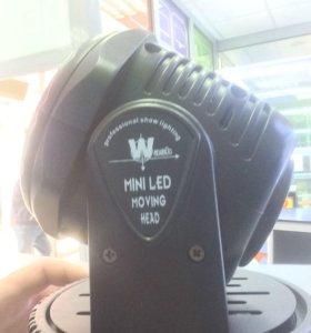 Светомузыкальная установка