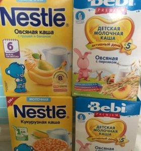 Каши Nestlle Bebi