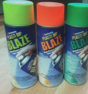 Жидкая резина USA, Съемная краска для авто