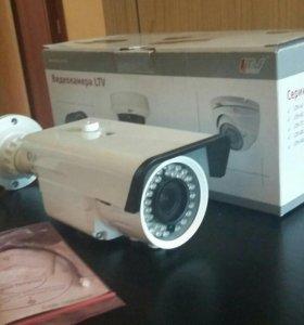 Видеокамера +цифровой видеорегистратор
