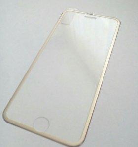 Стекло в рамке для iphone 6