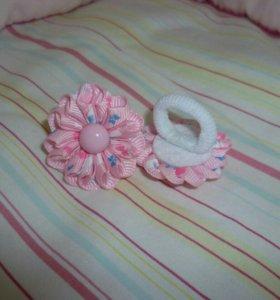 Маленькие резиночки для модниц