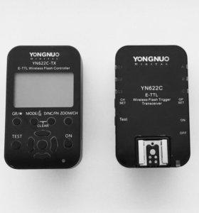 yongnuo YN-622c + YN-622-tx