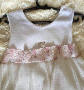 Нарядное платье от Шупет