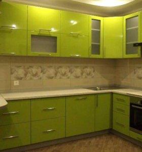 Кухонный гарнитур новый любой размер и цвет