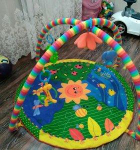 Коврик детский игровой