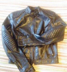 Кожаная куртка,косуха