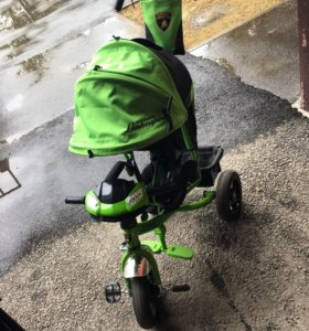 Новый велосипед Lamborghini