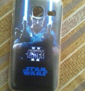 Чехол бампер для Samsung J1 mini