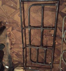 Скамейка под запаску в багажник газ 31029