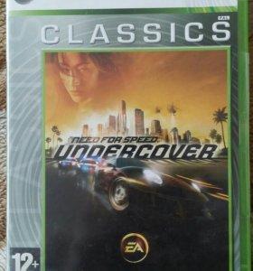 Игра на xbox 360 undercover лицензия