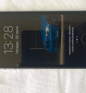 Apple phone 16Gb black