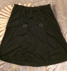 2 черные юбки