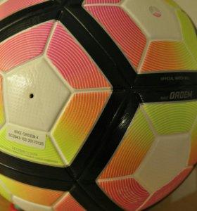 Футбольный мяч Nike Ordem 4 SC2943-100 оригинал