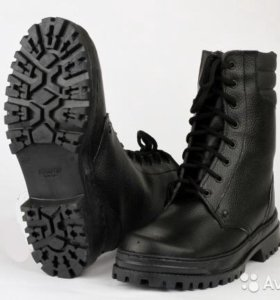 ботинки с высоким берцем демисизонные