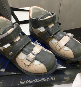 Туфли детские Elegami