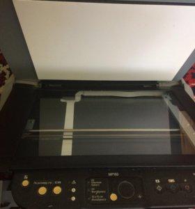 Принтер , сканер , копир , canon pixma