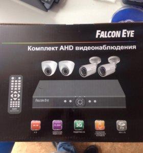Комплект AHD видеонаблюдения