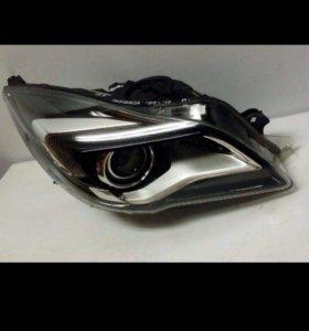 Opel insignia фара правая ксенон рестайлинг