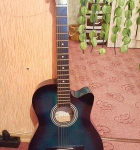 Гитара 6 струнка