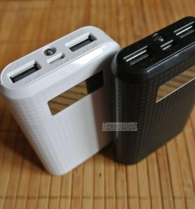 Power bank black 10000mah