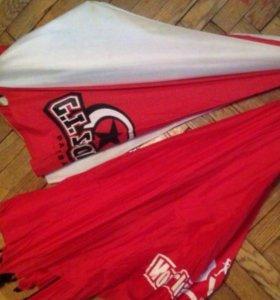 Зонты большие