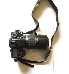 Фотоаппарат Nikon D7100 kit 70-300