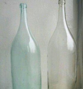 Бутыли 3 литра