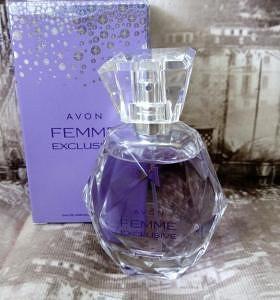 Парфюмерная вода Avon Femme Exclusive, 50 мл