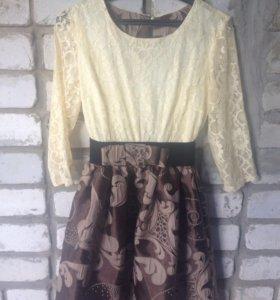 Платье на худенькую девушку девочку