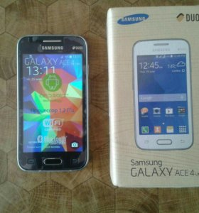 Samsung galaxy ACE 4 life