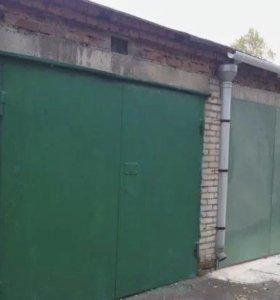 Гараж Капитальный ремонт Автономное отопление