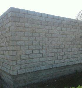 Блок строительный