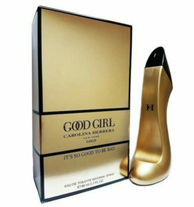 Tecтер Carolina Hererra Good Girl Gold 80 мл