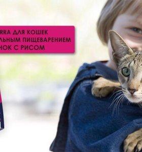 Корм сухой для взрослых кошек SAVARRA
