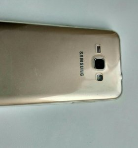 Прозрачный чехол на Samsung Galaxy j1 2016