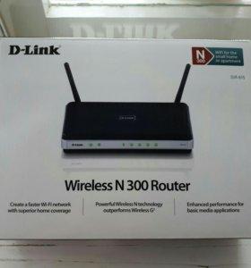 Роутер D-Link