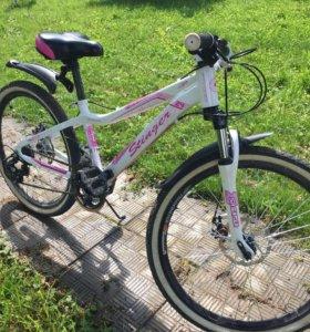 Велосипед подростковый Stinger Fiona