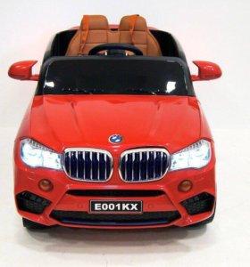 Электромобиль детский BMW E002KX