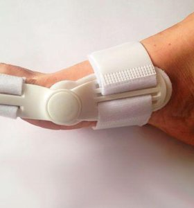 Ортопедическая вальгусная шина Hallufix (Халлюфикс)