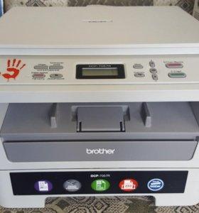 Лазерный принтер, сканер, копир
