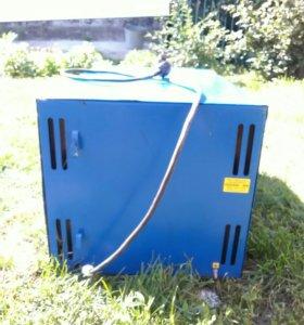 Электро печь для прокаливания электродов ПСПЭ-40