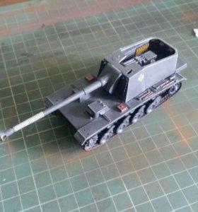 Модели танков Эмиль, Т-55