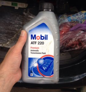 Масло для АКПП Mobil ATF 220